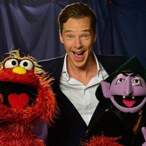 Benedict Cumberbatch on Sesame Street Video