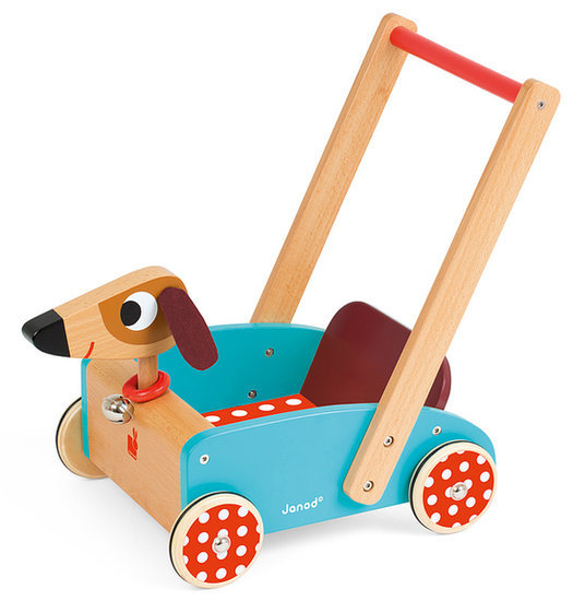 12 Toys to Encourage Your Tot's First Steps