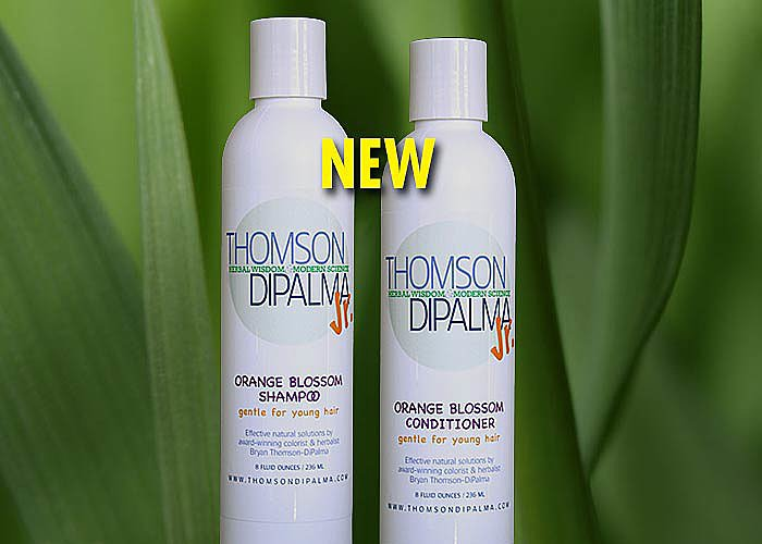 Thomson DiPalma Jr. Moisturizing Shampoo and Conditioner