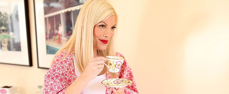 Tori Spelling Shares a Valentine's Day Tea For Her Girlfriends
