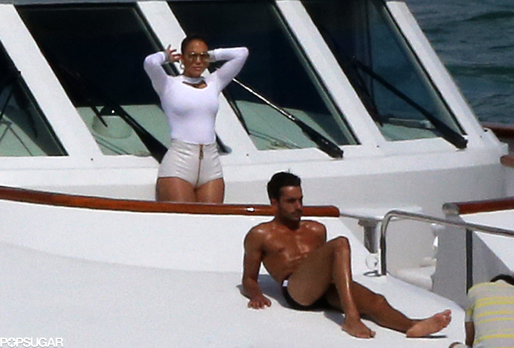 This Is Just Another Day at the Office For Jennifer Lopez