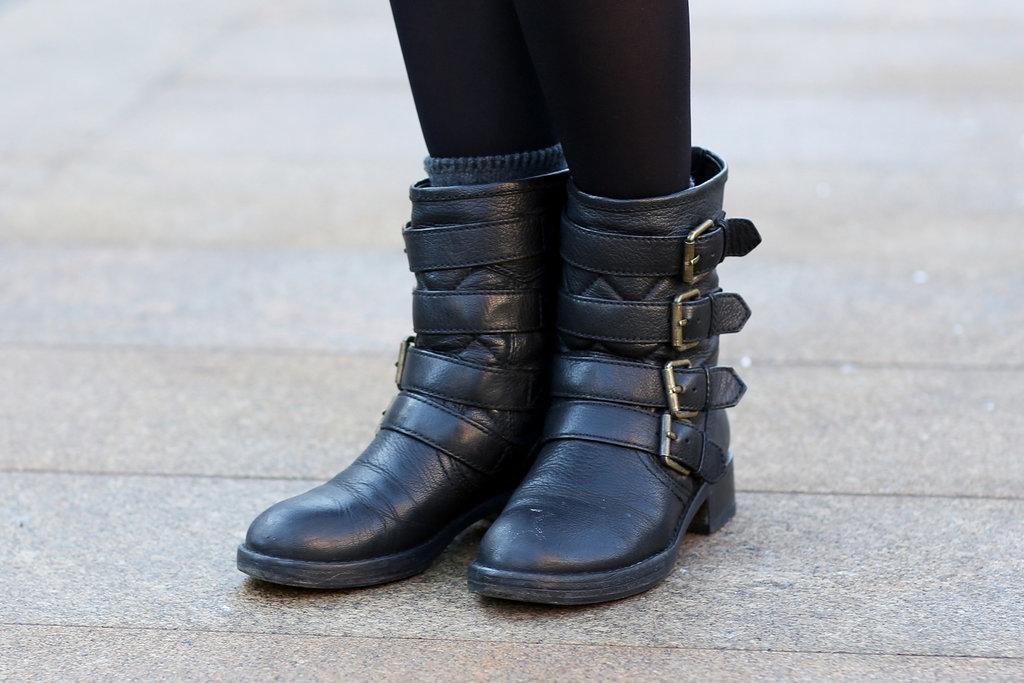 We're always in favor of a great biker boot.