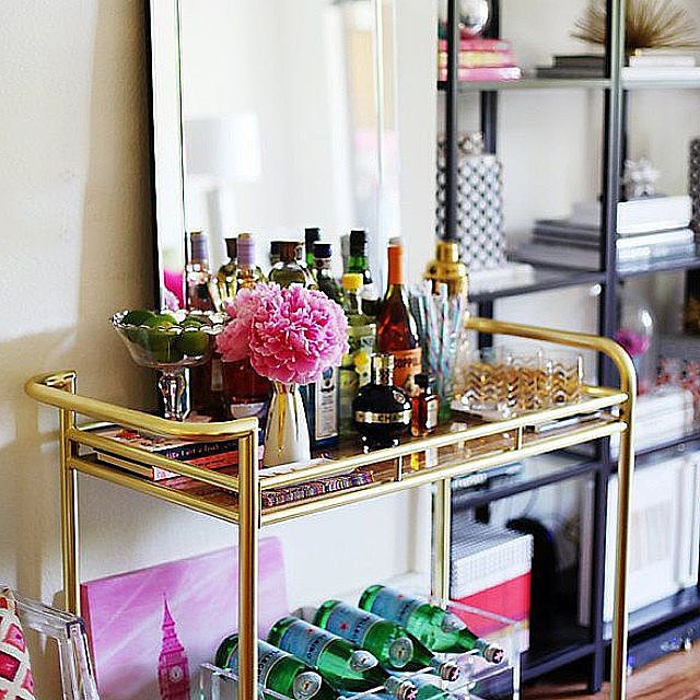 Style Your Bar Cart