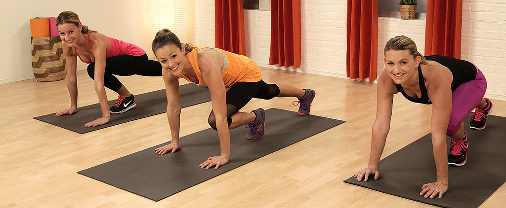 No Running Required: 10-Minute Cardio Sweat Session