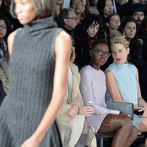 Calvin Klein Fall 2014 New York Fashion Week Show