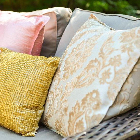 Patterned Pillow Idea