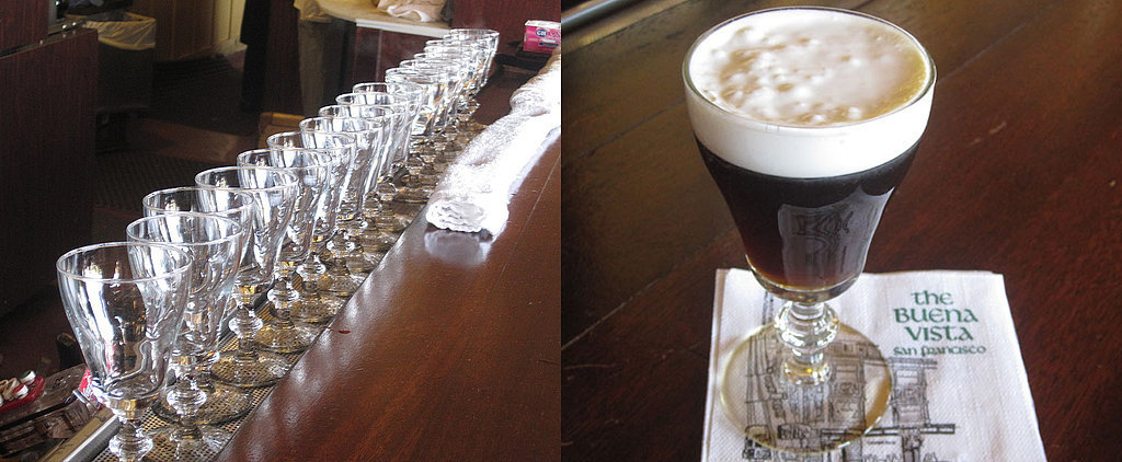 Make Irish Coffee the Buena Vista Cafe Way