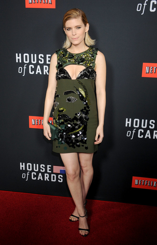 Kate Mara in Prada