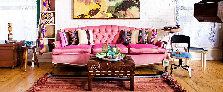Real Rooms Wear Pink . . .