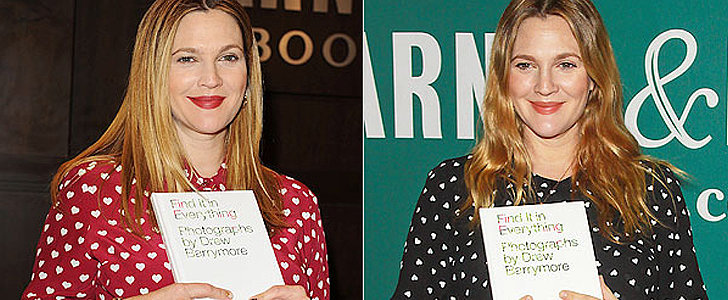 We're Loving Drew Barrymore's Heartwarming Pregnancy Style