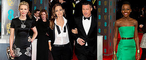 A-Listers Trade LA for London at the BAFTA Awards