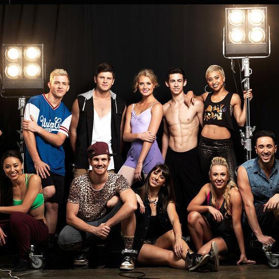 So You Think You Dan Dance Australia Top 20 Dancers 2014