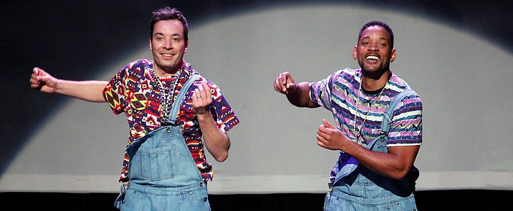 Will Smith Takes Jimmy Fallon Through the Evolution of Hip-Hop Dancing