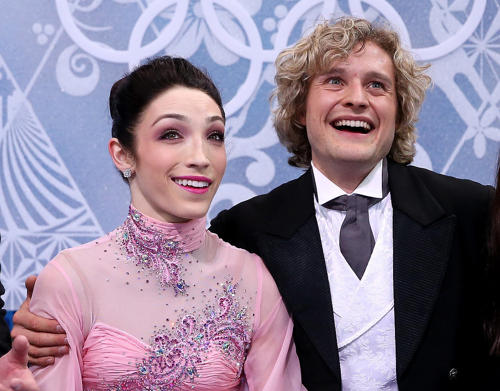 The Many Faces of Meryl Davis and Charlie White