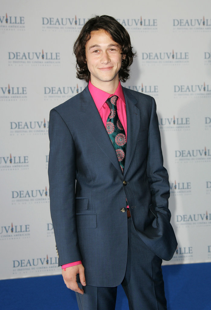 And He Brought Along Hot-Pink, Patterned Outfits in 2005