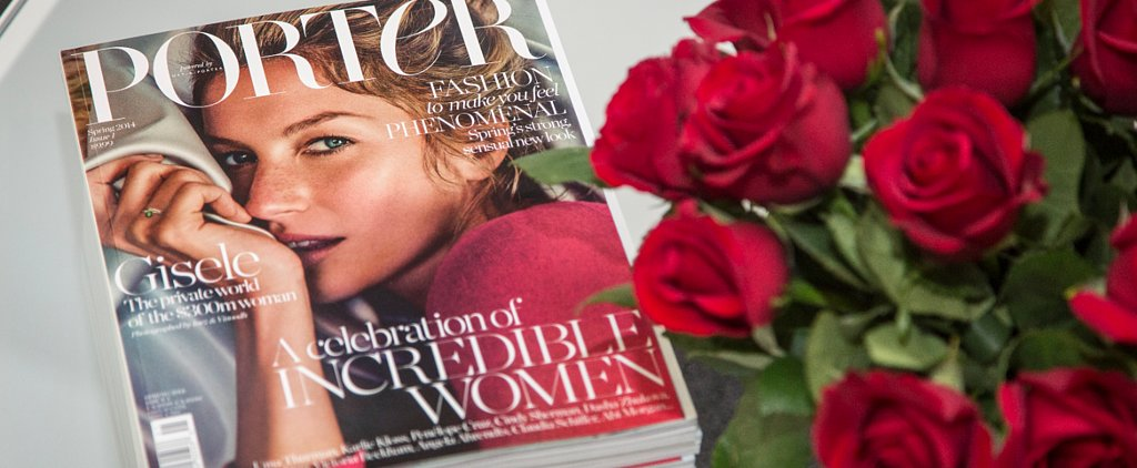 Behind Why Net-a-Porter.com Launched a Print Magazine