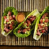 Steak and Grapefruit Lettuce Wraps by Aarti Sequeira