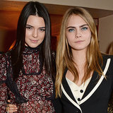 Kendall Jenner Walks in Fall 2014 Fashion Show   Video