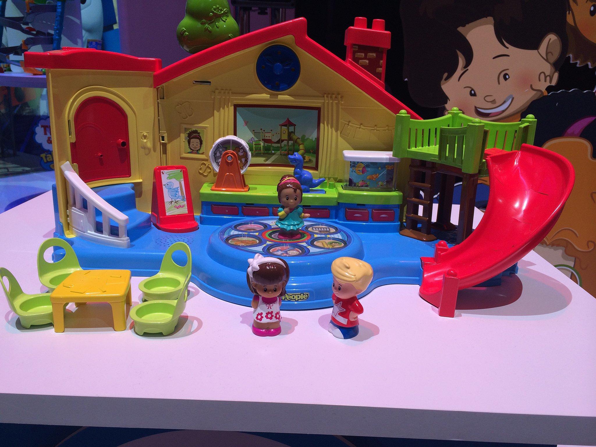 Little People Playhouse