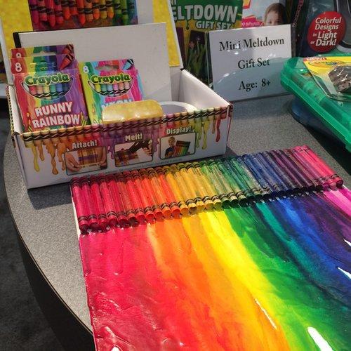 Crayola Mini Meltdown Gift Set