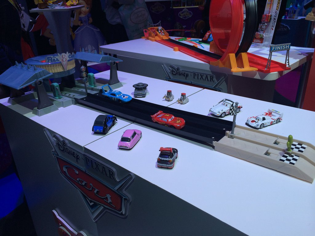 Cars Play Set