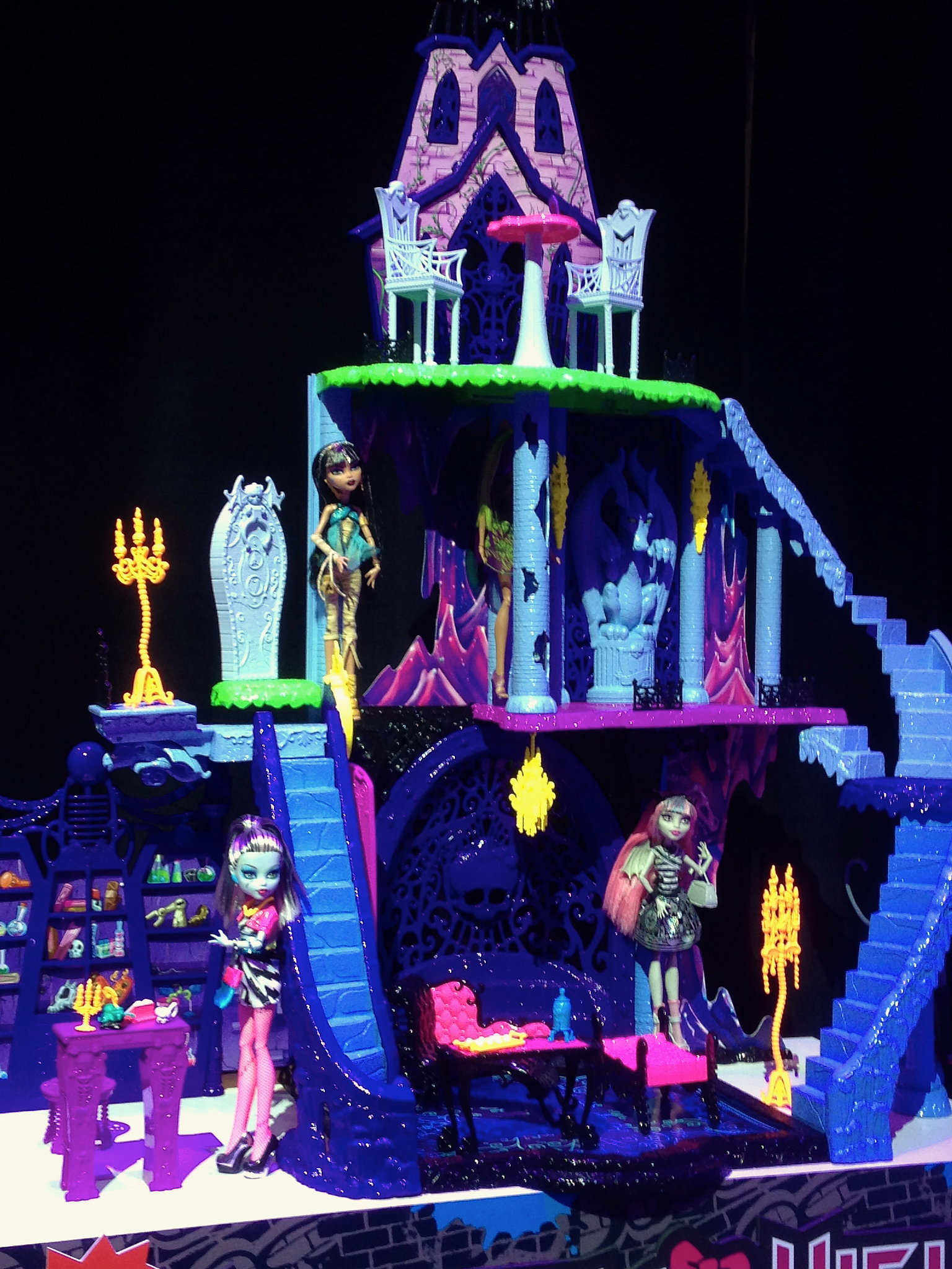 Monster High Catacomb
