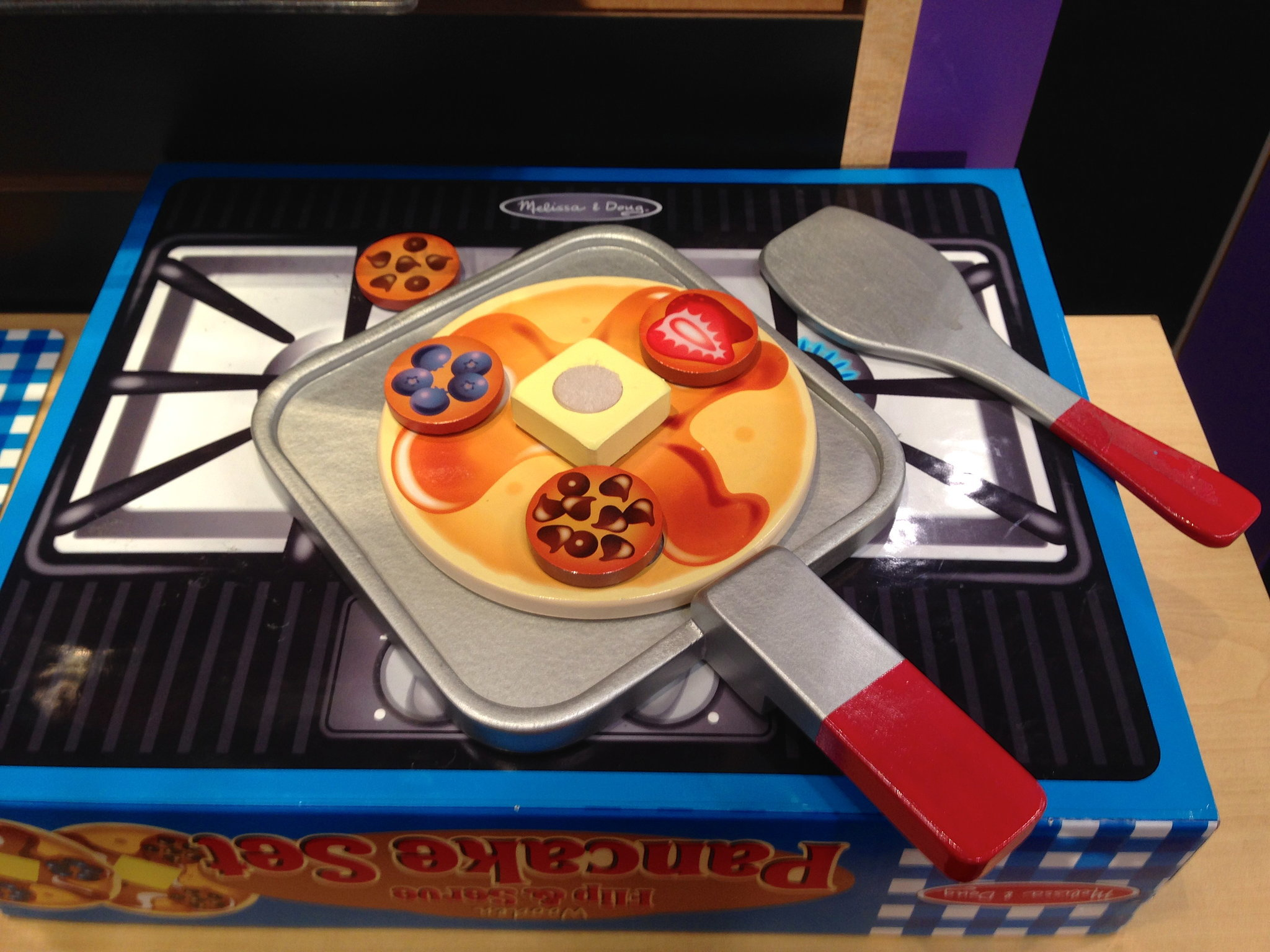 Breakfast's Ready From Melissa & Doug!