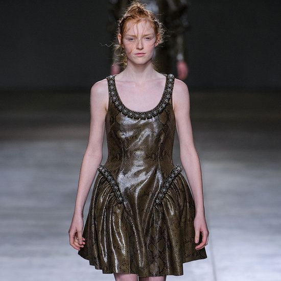 Simone Rocha Fall 2014 Collection | London Fashion Week
