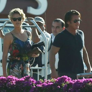 Charlize Theron and Sean Penn Vacation in Mexico