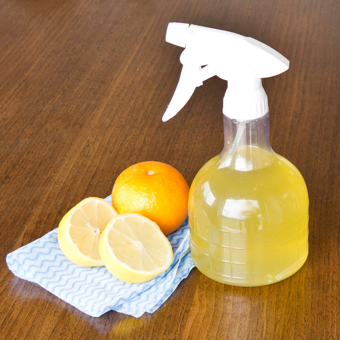 DIY Citrus Spray