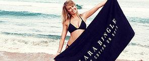 Lara Bingle for Cotton On Body Accused of Copying Swimwear Designs