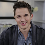 Matt Lanter Interview For Star-Crossed | Video