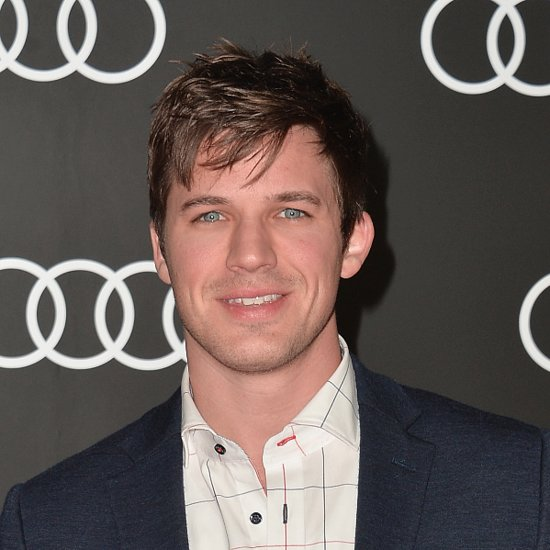 Here's Matt Lanter's Twitter Chat With People
