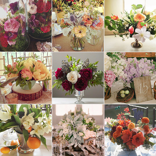 10+ Floral Centerpieces to Set Your Wedding Style