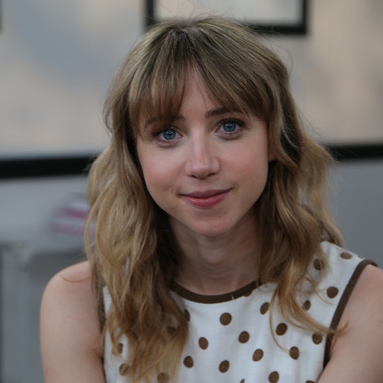 Zoe Kazan Interview For The Pretty One