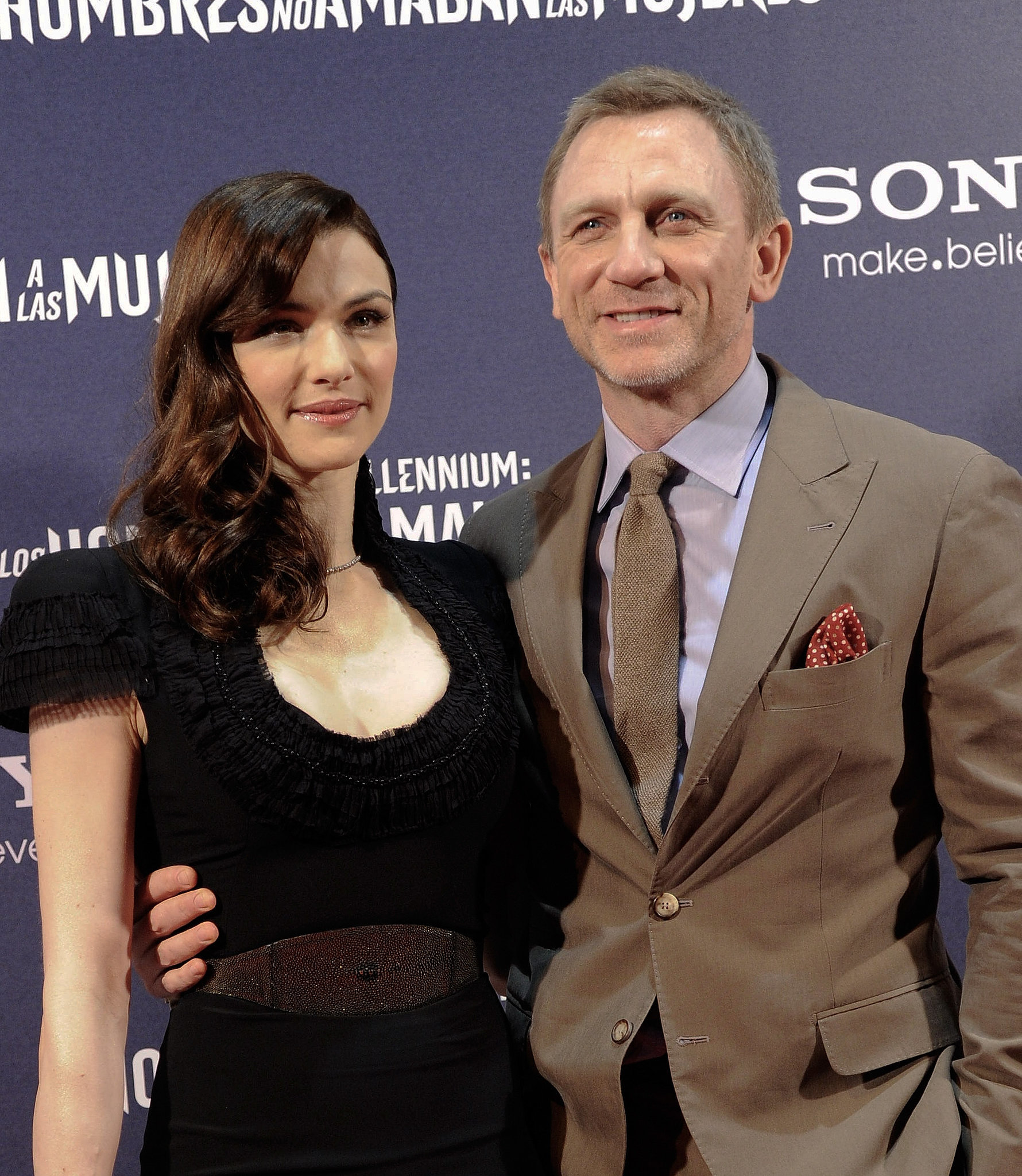 Rachel Weisz and Daniel Craig secretly wed in 2011 with only their ...