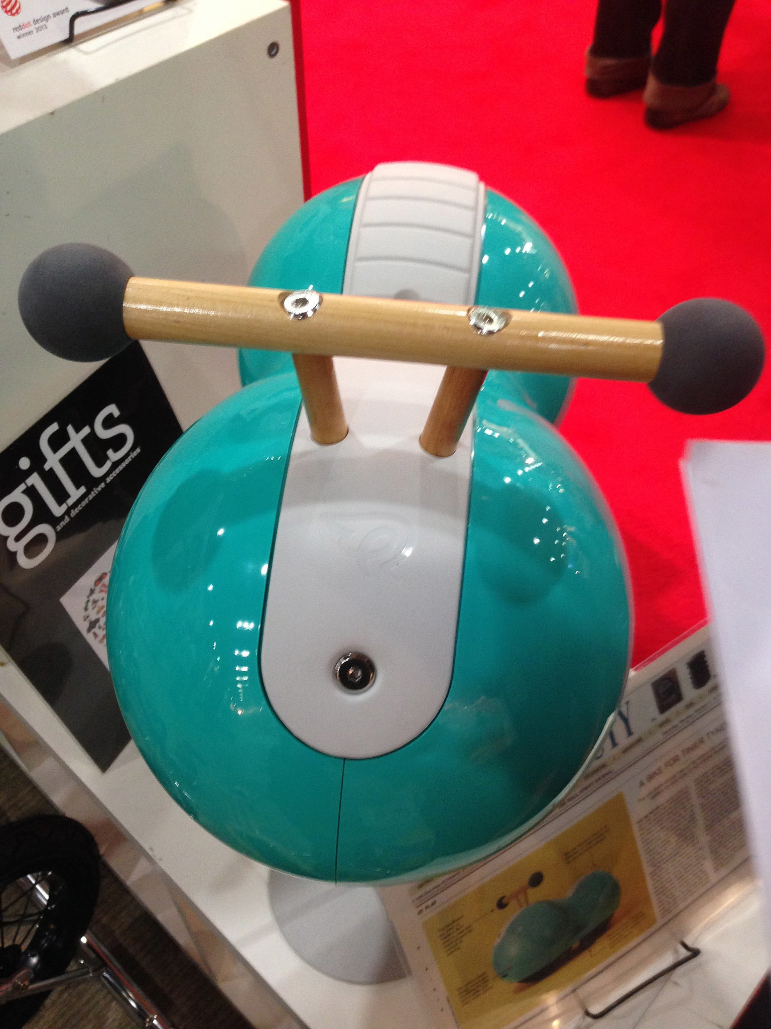 Ride-On Toys and Bikes For the Tiniest Tots