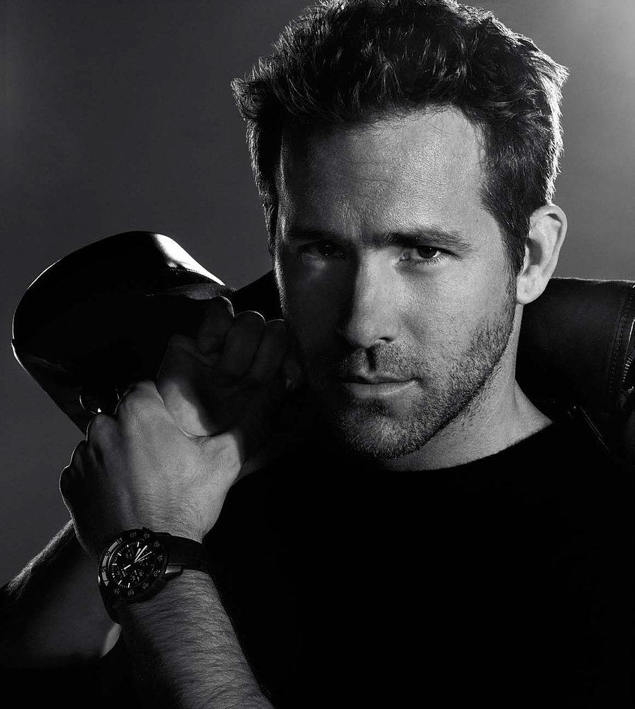 Ryan Reynolds Beauty News