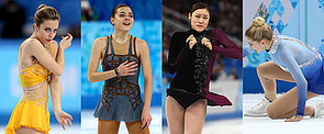 The Dramatic Ladies Figure Skating Finals in 11 Pictures