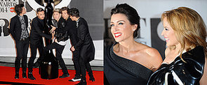The World's Biggest Music Stars Flock to London For the Brit Awards