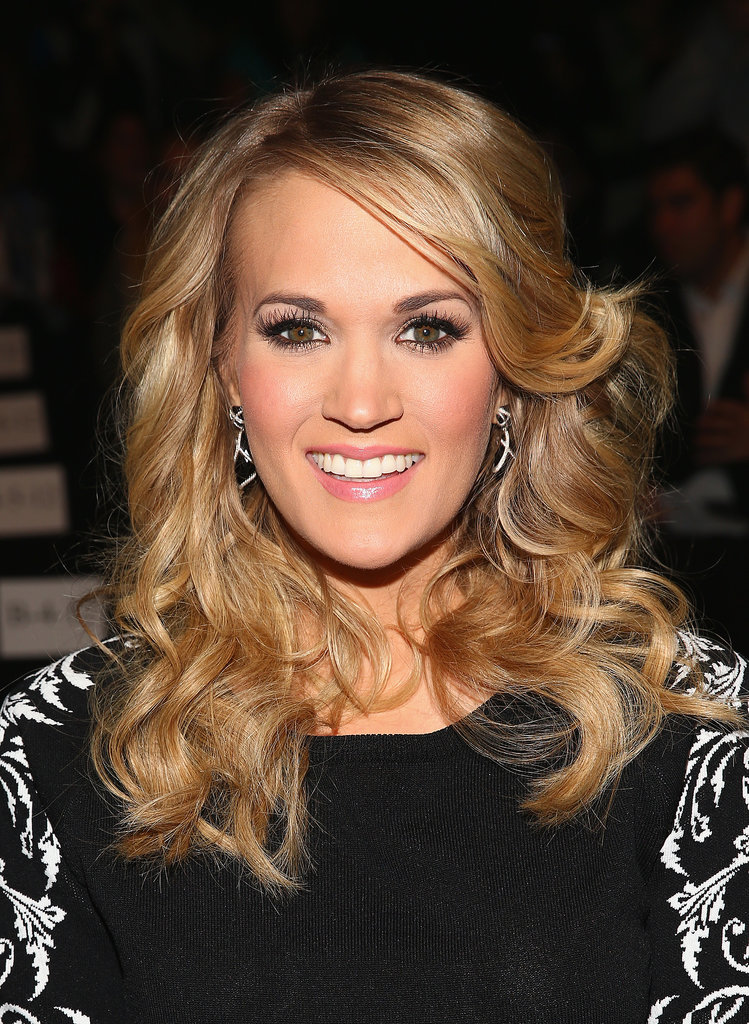 Carrie Underwood Hair Makeup And Skin Care Tips
