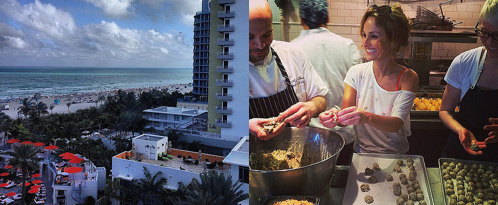On the Scene at the South Beach Wine and Food Festival