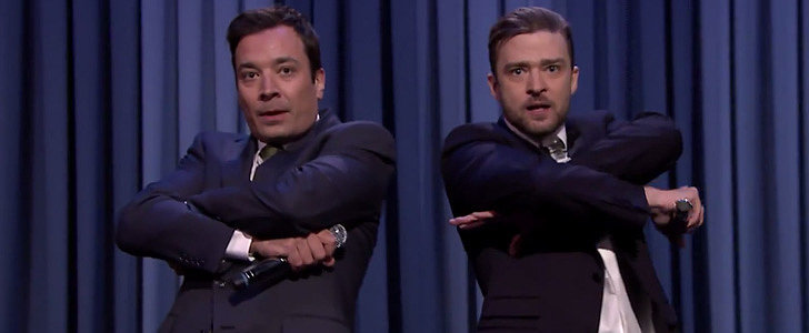 "Justin Timberlake and Jimmy Fallon Bring Down the House With ""The History of Rap 5"""