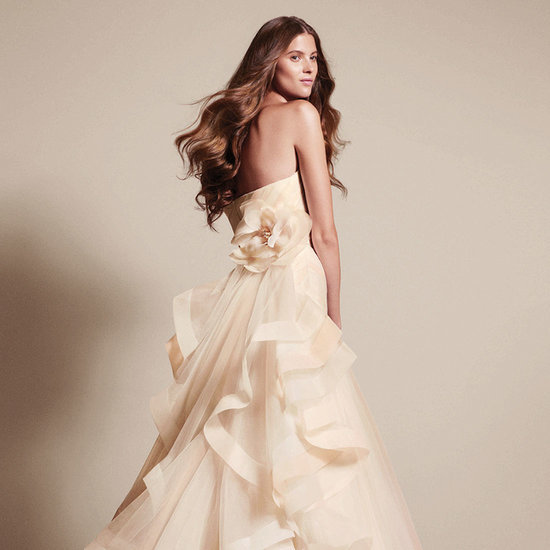 White by Vera Wang Wedding Dresses Spring 2014