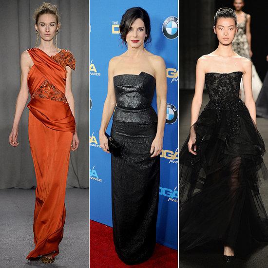 Oscars Dresses Predictions 2014