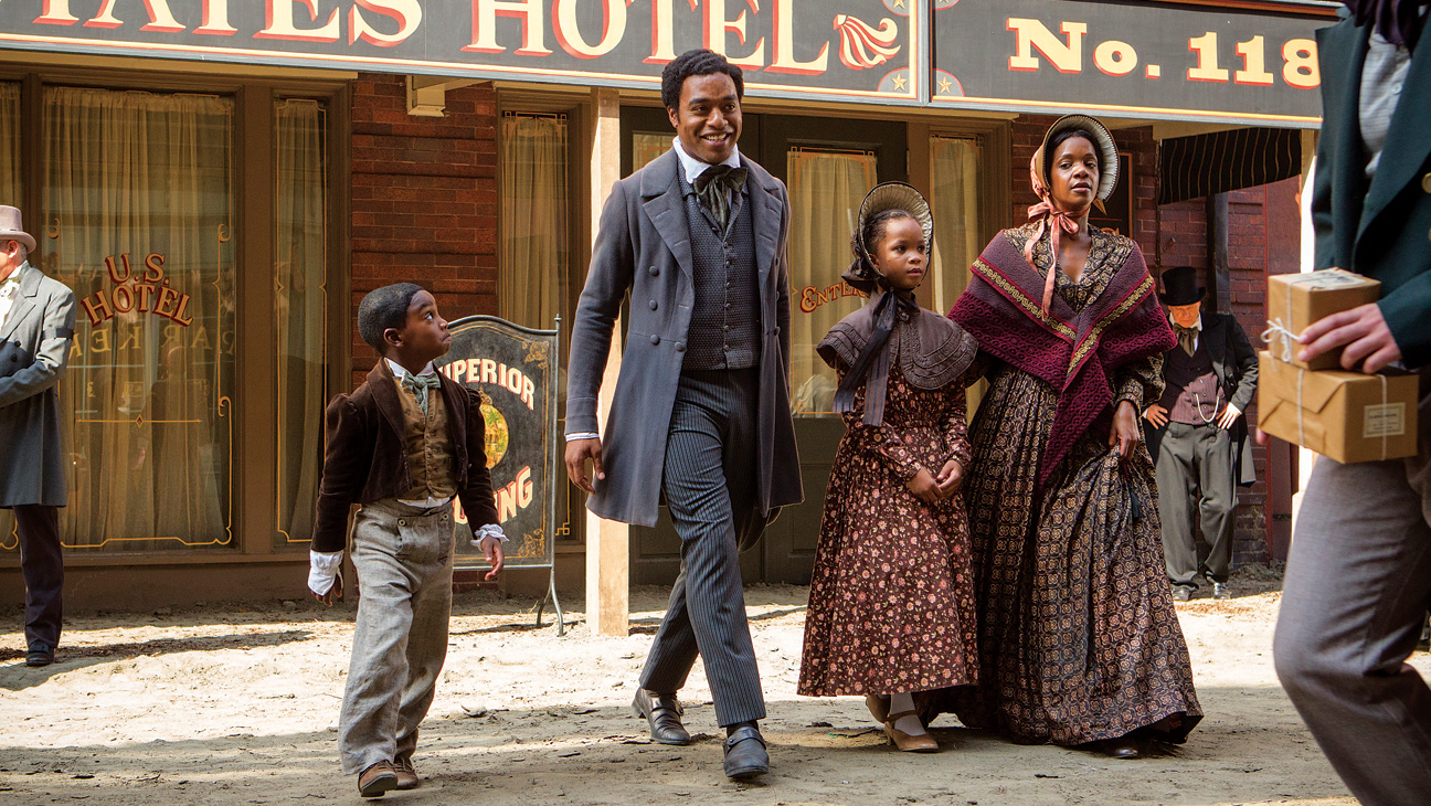 Best Adapted Screenplay: 12 Years a Slave