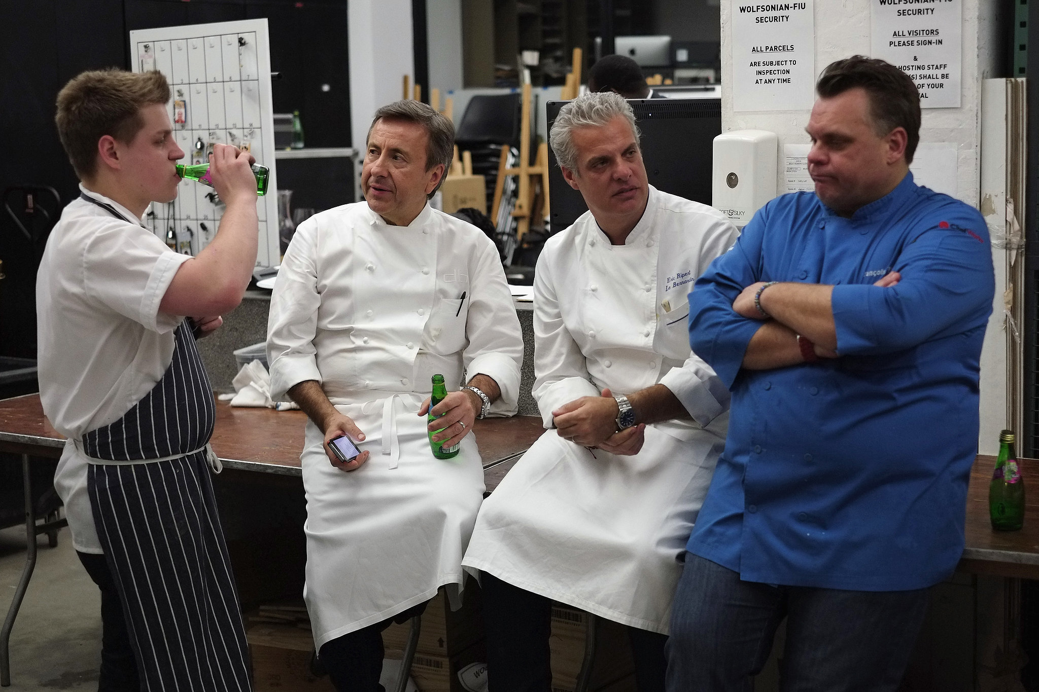 The Chefs Hang