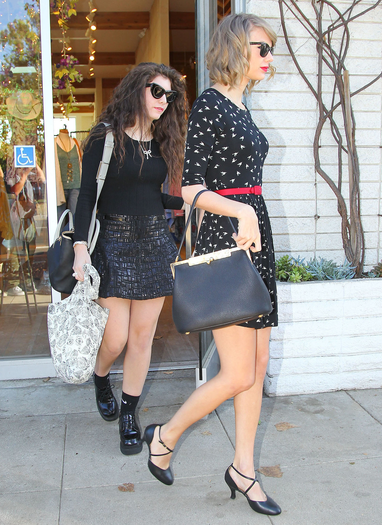 All We Want Is to Be Best Friends With Lorde and Taylor