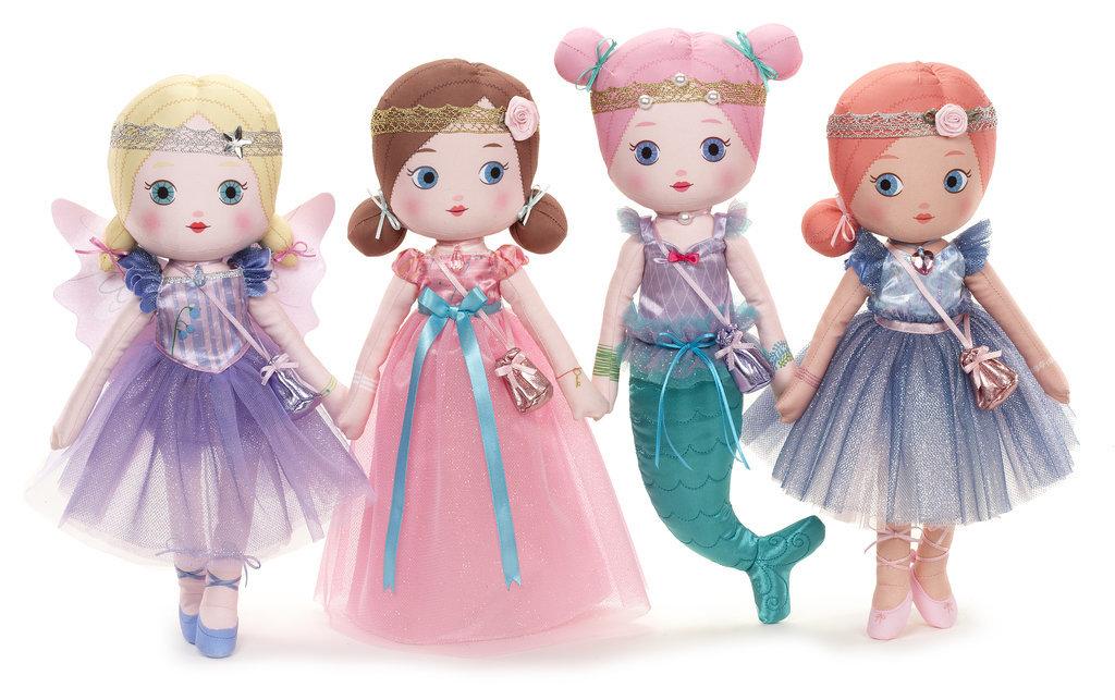 Mooshka Fairytale Dolls