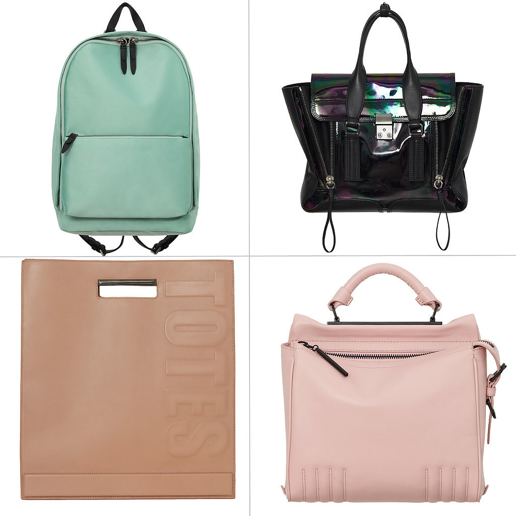 3.1 Phillip Lim Fall 2014 Bags   Pictures
